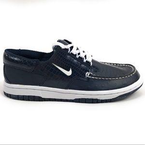 Nike Mad Jibe Dark Obsidian Gator Shoes 354571-411